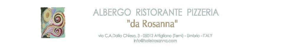 Hotel Ristorante Rosanna